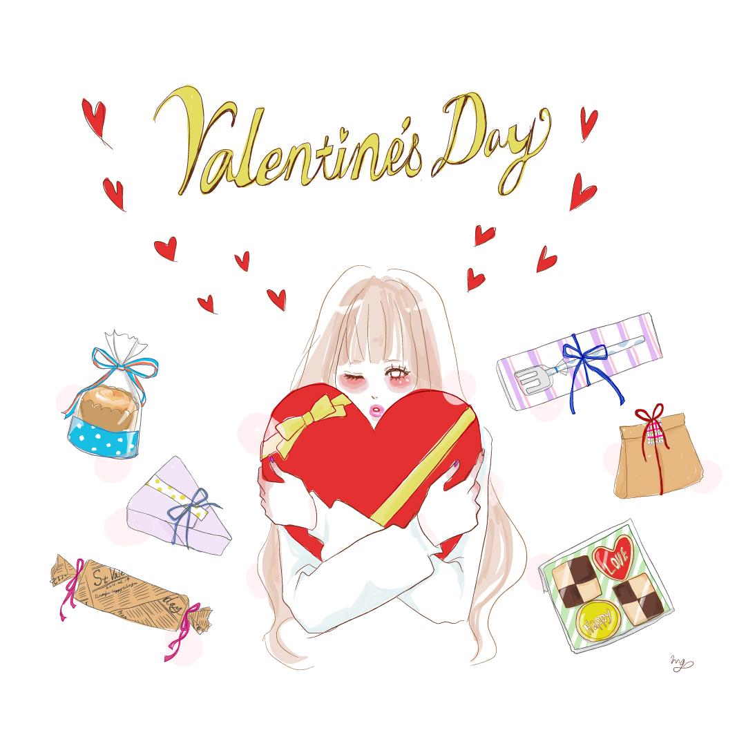 手作りバレンタイン派の女子必見! 誰でもできる簡単かわいい