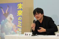 細田守最新作「未来のミライ」制作発表徹底レポ。きょうだいの問題、愛を失った方はどう考えどう結論するか