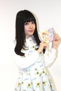 「Go! プリンセスプリキュア」歌手・礒部花凜がマジでプリンセスだった、オープニング振付動画もあるよ