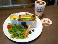 魔女の気分を体感できる!映画『メアリと魔女の花』をイメージしたカフェが東京ソラマチにオープン!