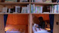 ついに京都に登場! 本を読みながら寝落ちできる「BOOK AND BED TOKYO-KYOTO」