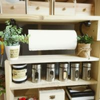 どう収納する?キッチンペーパーの便利な置き方アイデア集