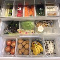 入れるだけで整う!冷蔵庫の整理は、プラケースにおまかせ