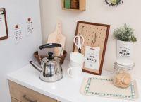 【使うのは100均だけ】セリアでカフェ風キッチンを作る方法