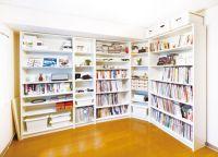 どんなモノもみんな収納! IKEAのBILLYが本棚を超えた理由