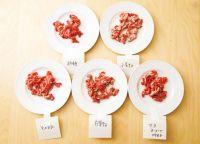 そのまま焼いちゃダメ! 切り落し肉を柔らか~くする方法【5パターン比較】