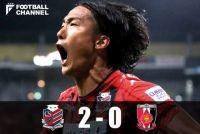 """槙野退場後の""""3枚替え""""が裏目に。9人の浦和、札幌に屈して2連敗"""