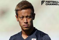 本田、8試合連続で招集外。練習合流も…パチューカデビューは来週以降に