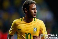 日本と対戦するブラジルが代表メンバー発表。ネイマールやコウチーニョを招集