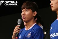 横浜FMの新たな翼。アン・ジョンファンに憧れる韓国代表MFユン・イルロクとは何者か