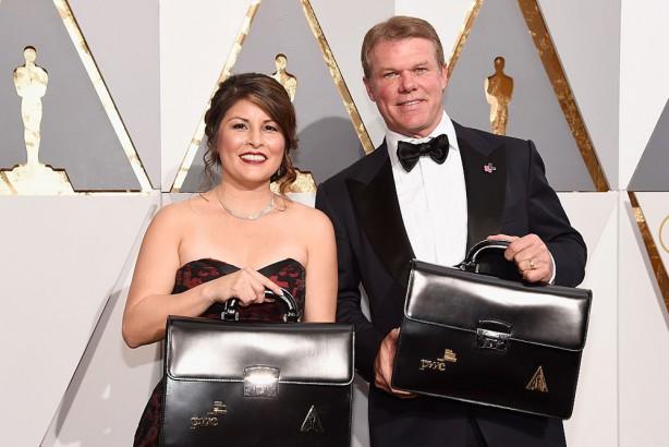 オスカー誤発表の会計士2人、授賞式から永久追放