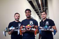 アップルが認めたARロボット「MekaMon」 1台300ドルで販売開始