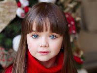 6歳の「世界でもっとも美しい少女」が現実離れするほど可愛すぎる