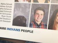 高校の卒業アルバムに写る「ある特別な生徒」に癒される