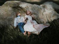 バービー人形の結婚写真、プロの写真家が撮影するとこんなに素敵に