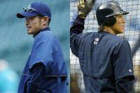 【MLB】イチロー&松井の2ショットに10万超「いいね」 米ファンも感激「伝説的」