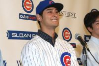 "【MLB】ダルビッシュ""異名""、カブス募集に反響「最もハンサム」「打者を愚かに」"