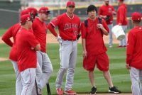 "【MLB】オフにビデオで""予習""も…エンゼルス同僚を惹きつける""生・大谷""の魅力"