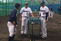 ヤクルト奥村、勝負の5年目「ようやくどっしり構えて野球できるように」