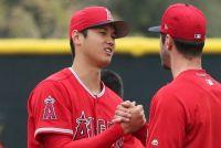 【MLB】「大谷スマイル」がファン魅了 球団SNS公開の画像に反響「笑顔が可愛すぎる」