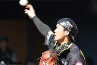ホークスの若き捕手争い脱出へ最も近い男 元育成6位「夢に野球出てくる」