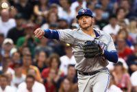 【MLB】MVP三塁手が豪快ファインプレー 素手キャッチから強肩発動、一塁へ圧巻送球
