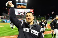【MLB】ヤ軍GM、PO好投の田中将大を高評価「素晴らしい働き」も去就は「また別の日に」