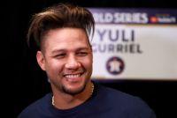 【MLB】WS控えるグリエル、古巣DeNAの躍進「毎日チェック」「一緒に優勝できたら最高」