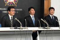 日ハム復帰の實松「12年ぶりに帰れて感謝」「まずは選手として日本一に」