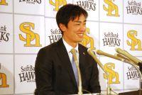 ホークス和田は現状維持4億円、今季わずか8戦登板に「申し訳ない1年だった」