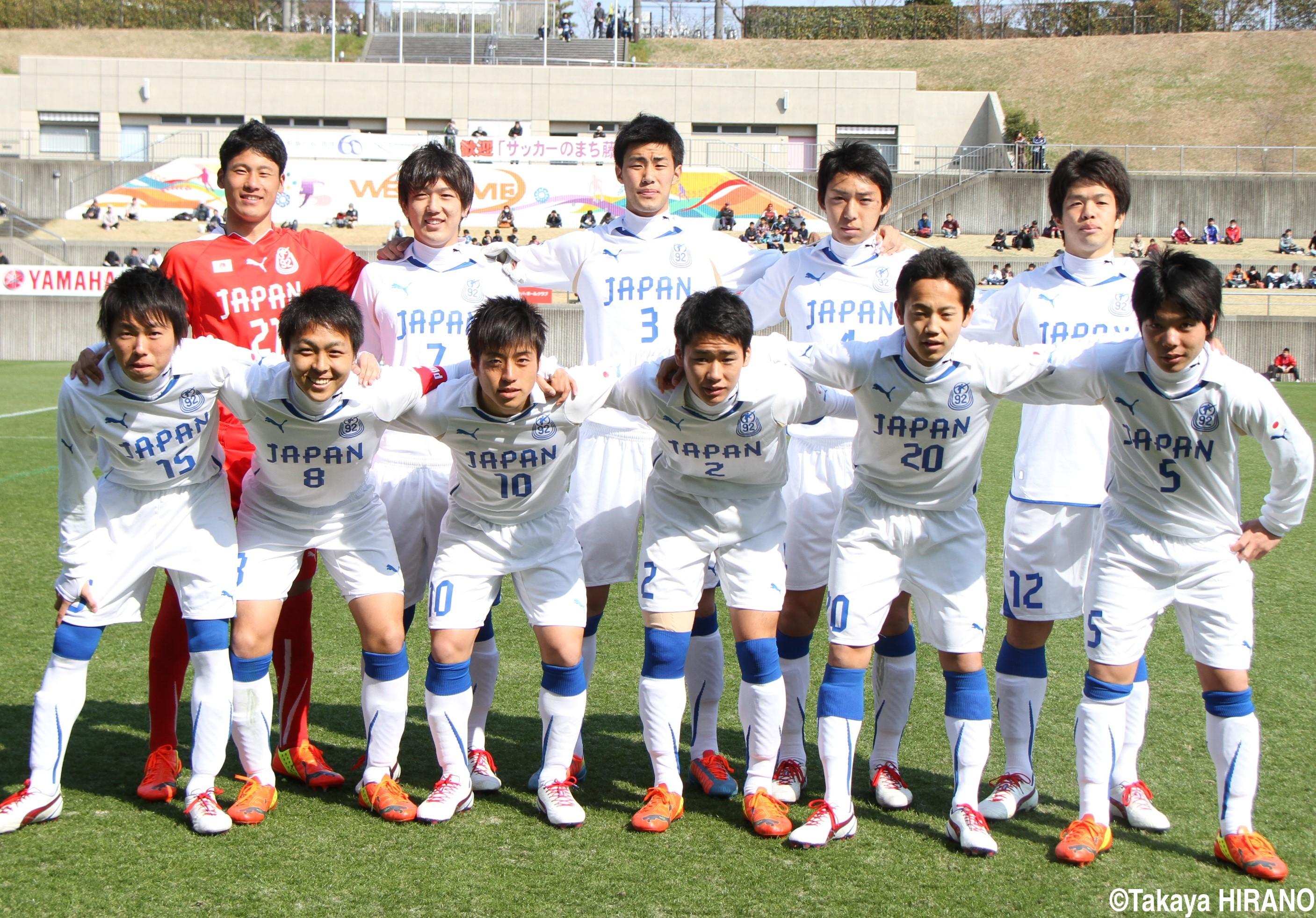 サッカー 高校 選抜