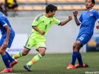[AFC U-16選手権予選]5得点だけでは表せない、久保建英の見せた確かな進歩
