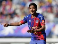 FC東京に痛手…大久保嘉人が右足負傷、復帰は最短で7月末か