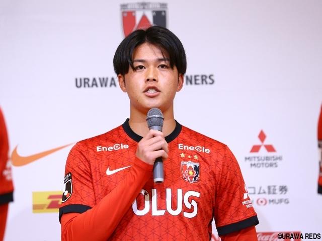 """""""古巣""""復帰でプロの道を歩み始めた浦和MF伊藤敦樹「レッズに戻りたい気持ちで過ごしてきた」"""