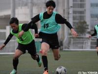 「NIKE CHANCE」でサッカー人生変えた大成高CB楠本、自身も驚く高評価で世界切符獲得!!