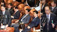 """安倍首相""""脱傲慢""""作戦失敗 加計キーパーソンが逆ギレ答弁"""