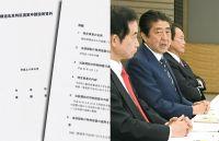 安倍首相「1月20日知った」のペテン答弁は国民への愚弄