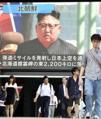 北ミサイル発射で危機煽り 日本メディアはまるで従軍報道