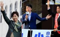 総選挙予測 自民「大幅71議席減」の可能性…希望は失速93