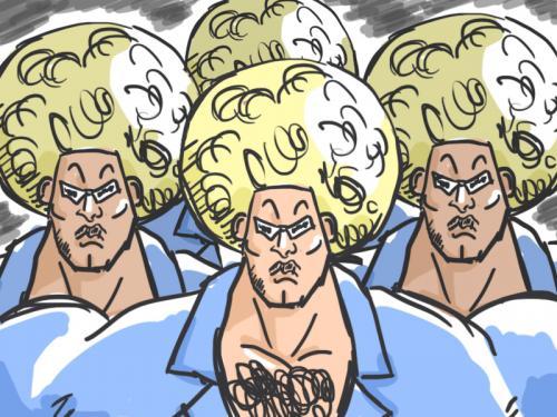 狂気? ボボボーボ・ボーボボの人気投票結果があまりにもカオス! 1位はボーボボ! 2位以下がヤバイ(笑)