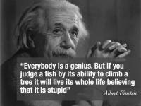 アインシュタインが言ってもいないのに広まってるアインシュタインの名言9つ