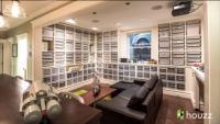 25万ピースのレゴを持つ男がつくった完璧な収納部屋