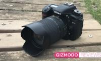 "Nikon D7500レビュー:幅広い層が満足できる""ザ・ミドルレンジ""デジタル一眼"