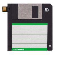 おぉ、こ、これは...懐かしのフロッピーディスク型USBメモリ