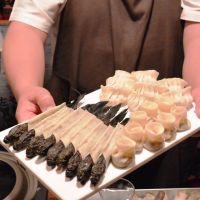 ちょっとグロい珍魚で高級餃子フルコース!食べたら絶品、悶絶モノだった