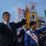 新潟で街宣中の石破氏ら自民党議員に、原発再稼働・テロ対策について直撃してみた