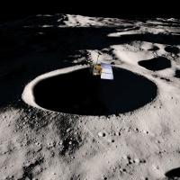 月探査衛星に隕石が激突「弾丸を上回る秒速7キロ」NASA