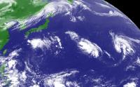 台風5号発生 来週以降ジワジワと接近 別の熱帯低気圧も…気象庁
