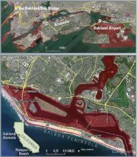 アラスカ巨大地震で最大7mの津波 米加州の津波被害想定