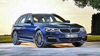 スタイリッシュワゴンの急先鋒、BMWの新型「5シリーズツーリング」が発売